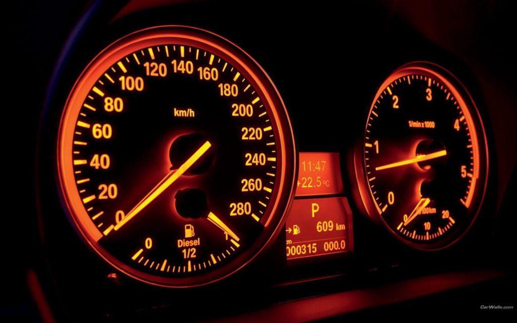 autoshak speeddometer